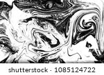 marble abstract acrylic... | Shutterstock . vector #1085124722