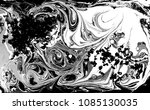 marble abstract acrylic... | Shutterstock . vector #1085130035