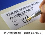 Strategic Framework  Are You...