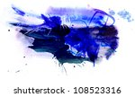 multicolor stain | Shutterstock . vector #108523316