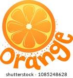 illustration of a slice of... | Shutterstock .eps vector #1085248628
