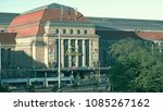 leipzig  germany   may 1  2018. ... | Shutterstock . vector #1085267162