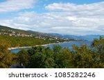 view of coastline in croatia | Shutterstock . vector #1085282246