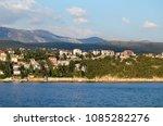 view of coastline in croatia | Shutterstock . vector #1085282276
