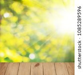 abstract summer soft focus... | Shutterstock . vector #1085289596
