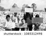 human trafficking. i'm not for... | Shutterstock . vector #1085312498