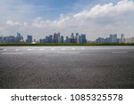 panoramic skyline and buildings ... | Shutterstock . vector #1085325578