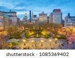 new york  new york  usa...   Shutterstock . vector #1085369402