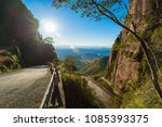 """serra do corvo branco""  south... | Shutterstock . vector #1085393375"