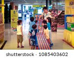 bangkok  thailand   april 15 ... | Shutterstock . vector #1085403602