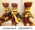 three indian traditional... | Shutterstock . vector #1085408972