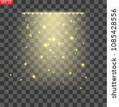 fluorescent lamp of daylight | Shutterstock .eps vector #1085428556