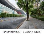 shenzhen  china skyline as seen ... | Shutterstock . vector #1085444336