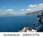 stunning balcony view over... | Shutterstock . vector #1085472752