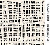 Black White Grid Pattern....
