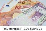 riyal euro dollar   Shutterstock . vector #1085604326