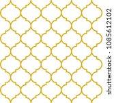 vector seamless pattern. modern ... | Shutterstock .eps vector #1085612102