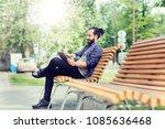leisure  technology ...   Shutterstock . vector #1085636468
