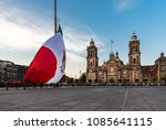 mexico  mexico city  8 february ... | Shutterstock . vector #1085641115