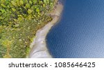 beautiful aerial view of... | Shutterstock . vector #1085646425