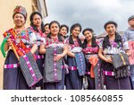 antigua  guatemala   january 21 ...   Shutterstock . vector #1085660855
