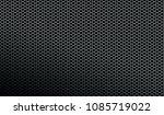 dark metallic mesh texture... | Shutterstock . vector #1085719022