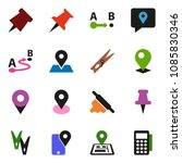 solid vector ixon set  ...   Shutterstock .eps vector #1085830346