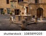 asciano  tuscany  italy   april ... | Shutterstock . vector #1085899205