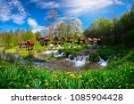 Historical Wooden Watermills I...