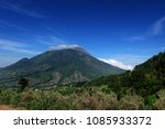 merapi mountain  view from... | Shutterstock . vector #1085933372