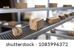 3d illustration package... | Shutterstock . vector #1085996372