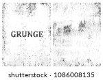 grunge overlay textures.vector...   Shutterstock .eps vector #1086008135