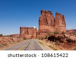 Arches National Park In Utah  ...