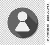 female symbol. simple icon of...