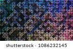 3d rendering abstract... | Shutterstock . vector #1086232145