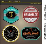 banner collection | Shutterstock .eps vector #108624062