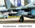 zhukovsky  russia   aug 26 ... | Shutterstock . vector #1086337802