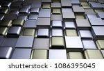 golden black metallic... | Shutterstock . vector #1086395045