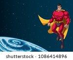 full length illustration of...   Shutterstock .eps vector #1086414896
