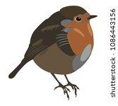 isolated vector illustration of ... | Shutterstock .eps vector #1086443156