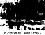 distress dirty overlay... | Shutterstock .eps vector #1086459812
