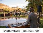 los angeles  ca  usa  10 24 17  ... | Shutterstock . vector #1086533735