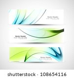 abstract header colorful shiny... | Shutterstock .eps vector #108654116