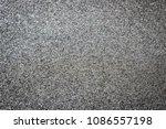 dark sandpaper for background... | Shutterstock . vector #1086557198
