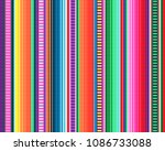 Seamless Mexican Rug Pattern....