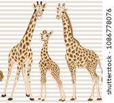 seamless pattern  background ...   Shutterstock .eps vector #1086778076