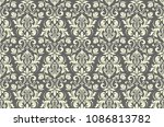 wallpaper in the style of... | Shutterstock .eps vector #1086813782