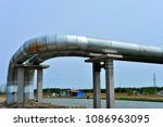piping and valves | Shutterstock . vector #1086963095