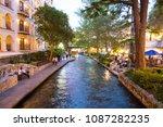 san antonio  texas   april 18 ... | Shutterstock . vector #1087282235