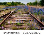 Bluebonnets At The Crossroads ...